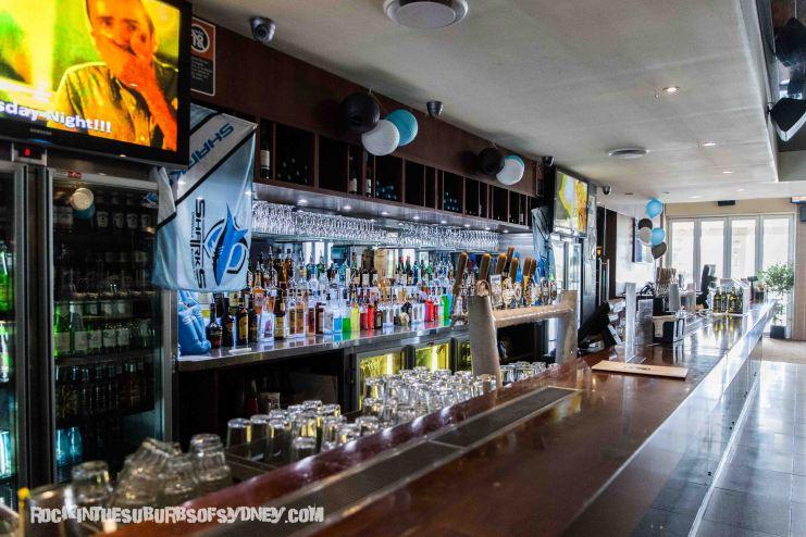 Bangor Tavern Bar